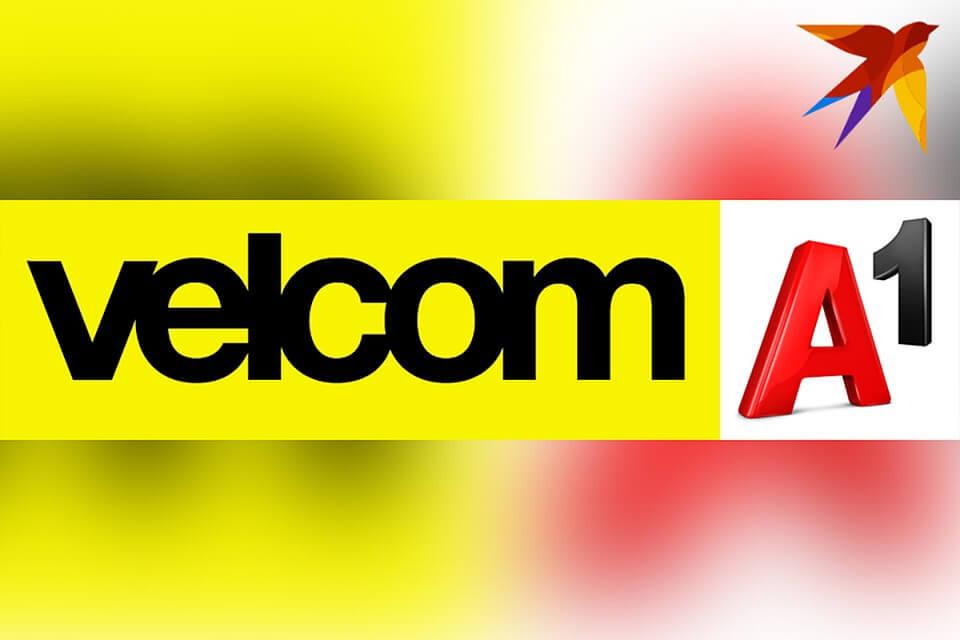 Мобильный оператор Velcom / A1 в Беларуси.