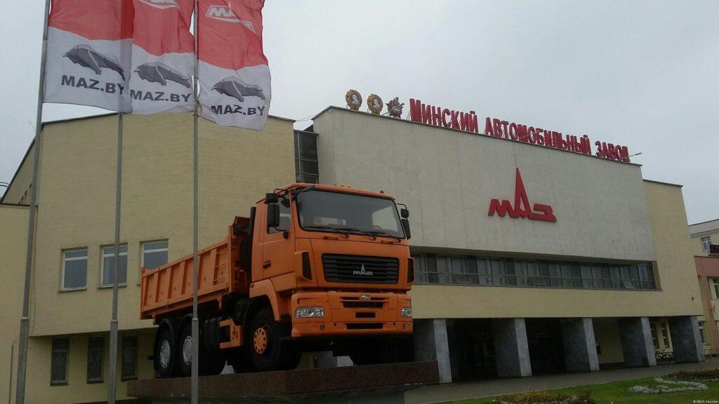 Под Минском планируют построить белорусско-китайский завод, чтобы производить коробки передач.