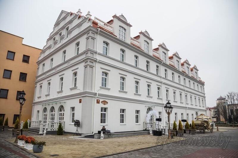 Апарт-отель Семашко в центре Гродно