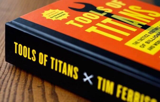 Инструменты гигантов. Тим Феррис. Скачать книгу бесплатно.