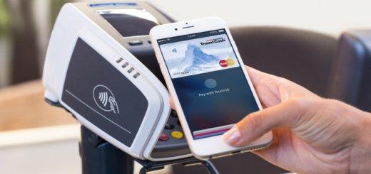 В Беларуси стал доступен бесконтактныйплатежный сервис Apple Pay.