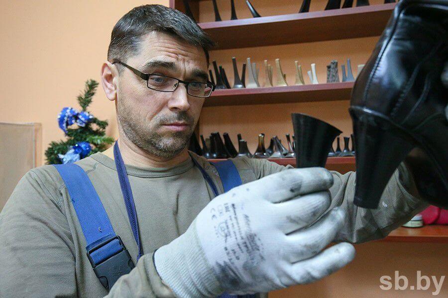 Как открыть мастерскую по ремонту обуви в Беларуси.