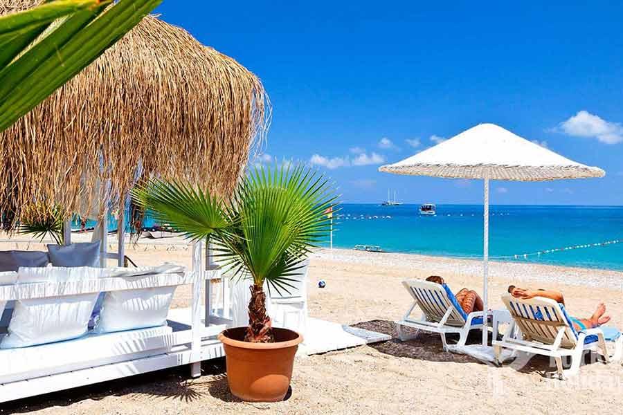 Турция ввела гостиничный налог для туристов.
