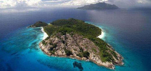 Роскошный частный остров на Сейшелах для отдыха (48 фото).