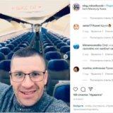 """Бизнесмен из Беларуси утверждает, что на Новый год оказался единственным пассажиром """"Белавиа""""."""