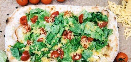 Оригинальные римские пиццы появились в Гродно – они прямоугольные.
