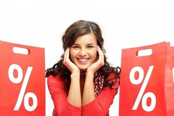 Какие магазины в Минске будут устраивать распродажи к 8 Марта (со скидками до 70%).