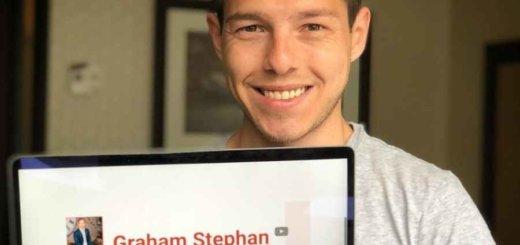 Знакомьтесь – звезда Youtube: Грэм Стефан долларовый миллионер