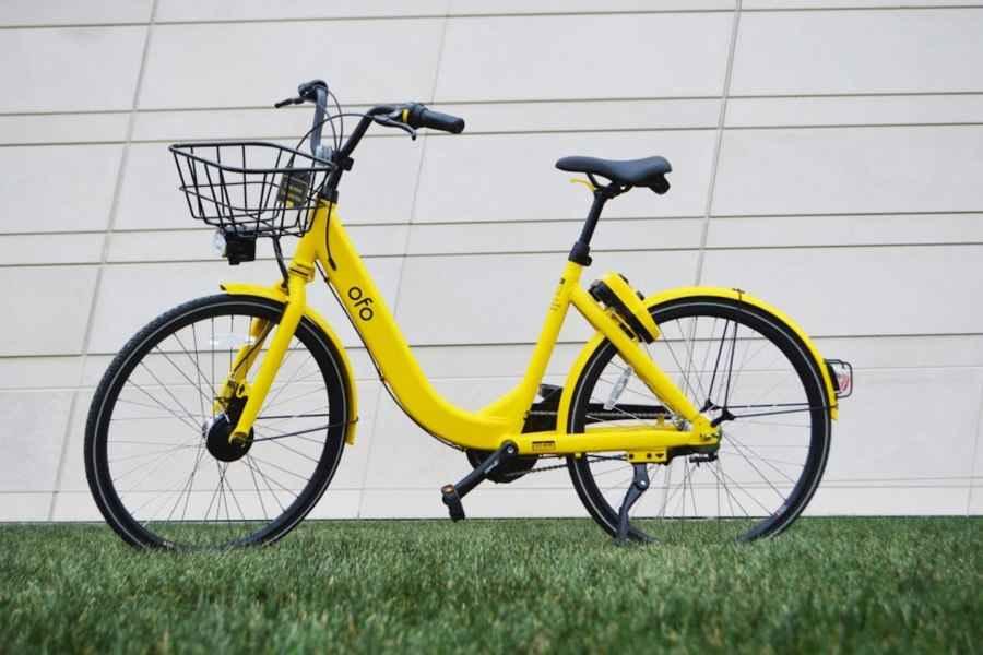 Колобайк открыл сезон. В Минске появились первые велосипеды, будут и самокаты