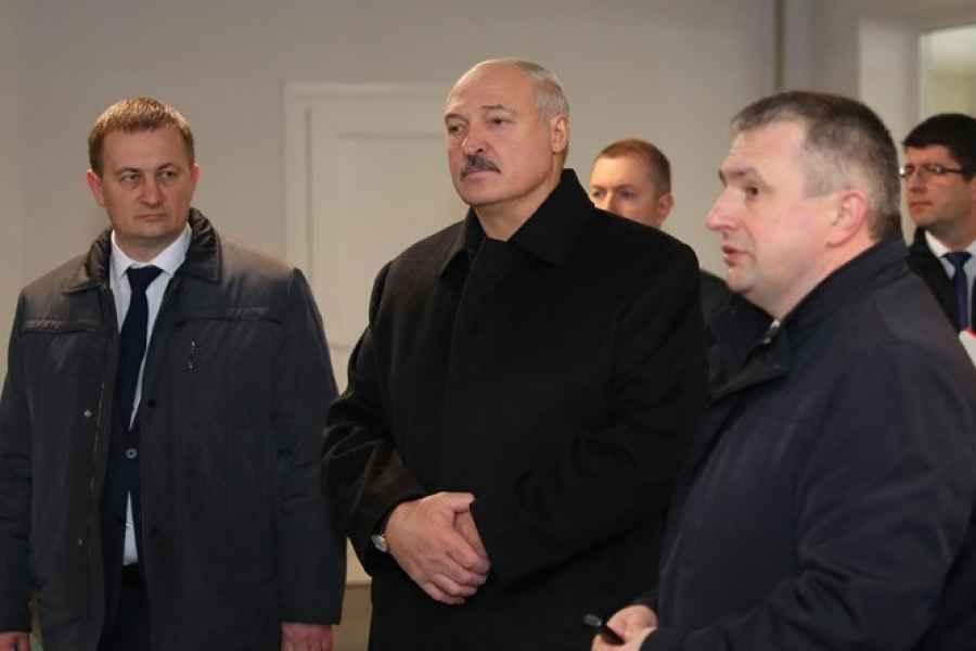 Лукашенко: правительство поддержит разные секторы бизнеса