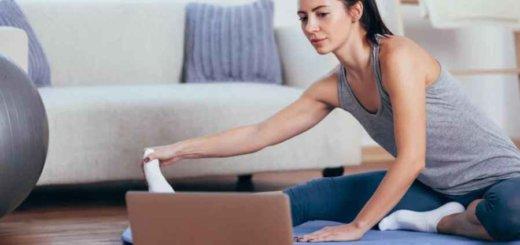 Как фитнес инструктору заработать дома