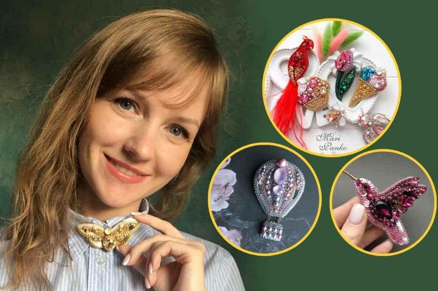 Брестчанка создает чудеса из кристаллов Swarovski и продает их по всему миру от Беларуси до США