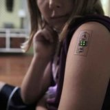 Электронные татуировки Tech Tats