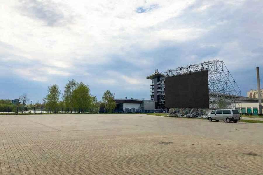 Кинотеатры подстраиваются под новое время. В столице откроется кинотеатр под открытым небом
