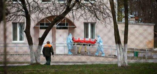 В Беларуси уже 30572 случая COVID-19. Плюс 922 за последние сутки