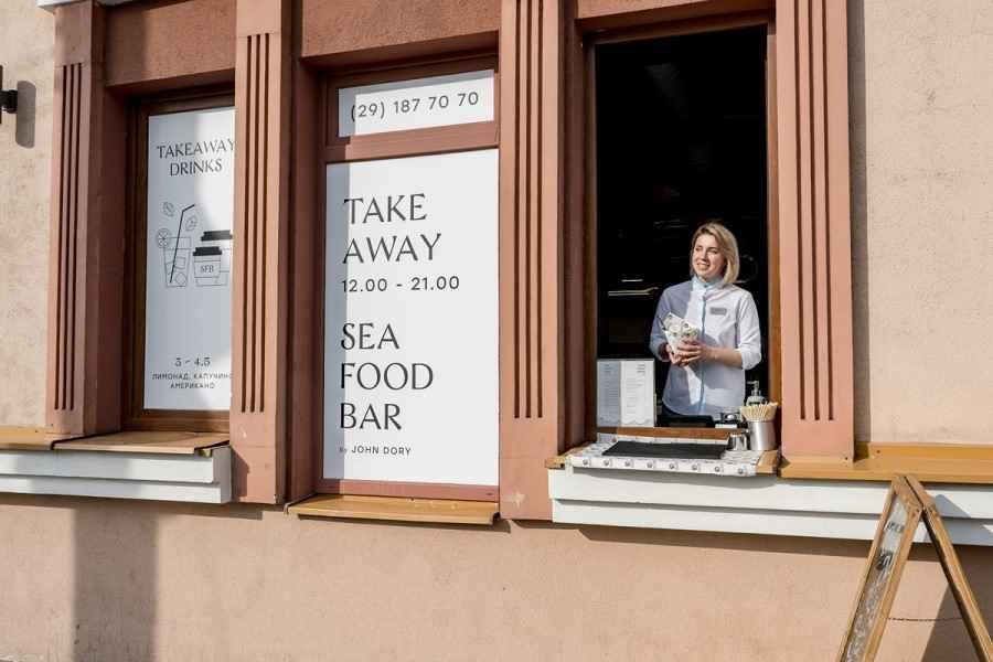 Что придумали белорусские заведения, чтобы работать даже в кризис