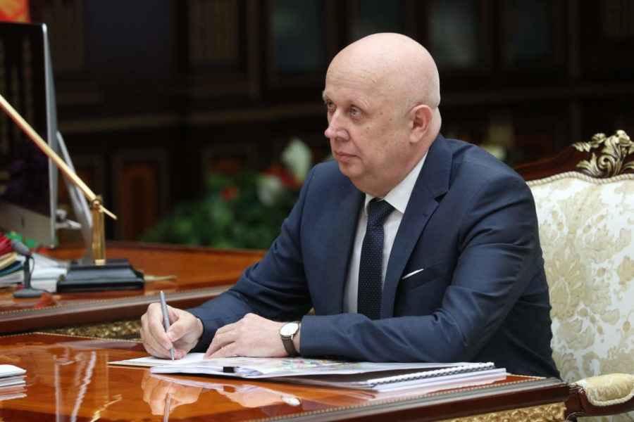 О помощи бизнесу. Сивак ответил на самые важные вопросы о Минске