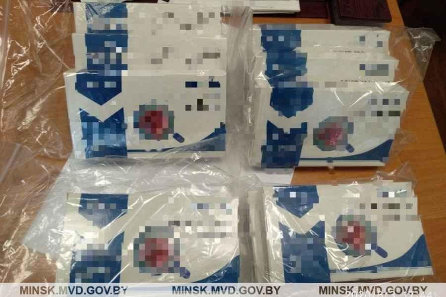 В Минске началась торговля тестами на COVID-19 – они изъяты