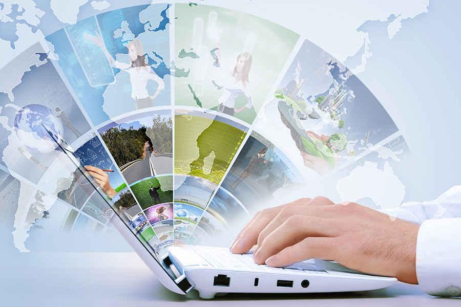 Новый мир станет еще больше онлайн