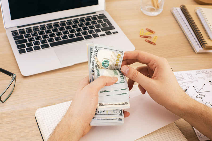 МНС разъяснило нюансы налогообложения доходов от оказываемых через интернет услуг