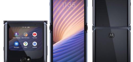 Motorola Razr с гибким экраном оценили в 1400 долларов