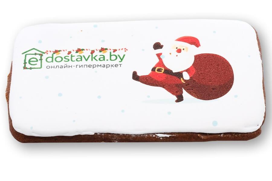В Е-доставке появились новогодние пряники, полрубля с которых пойдут на подарки детям-инвалидам