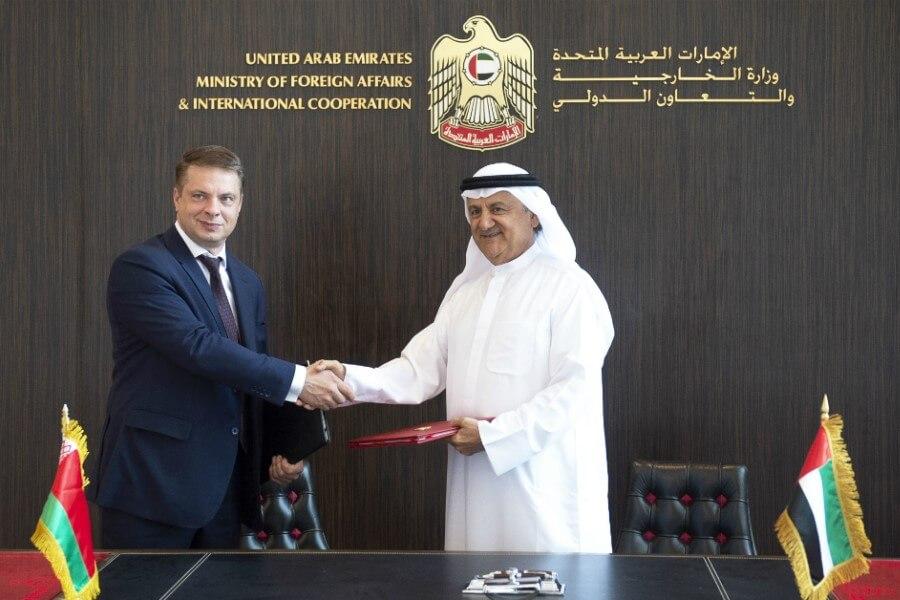 Белорусы смогут попасть в ОАЭ без виз