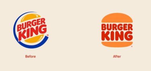 Burger King создала новый логотип. Посмотрите как он выглядит