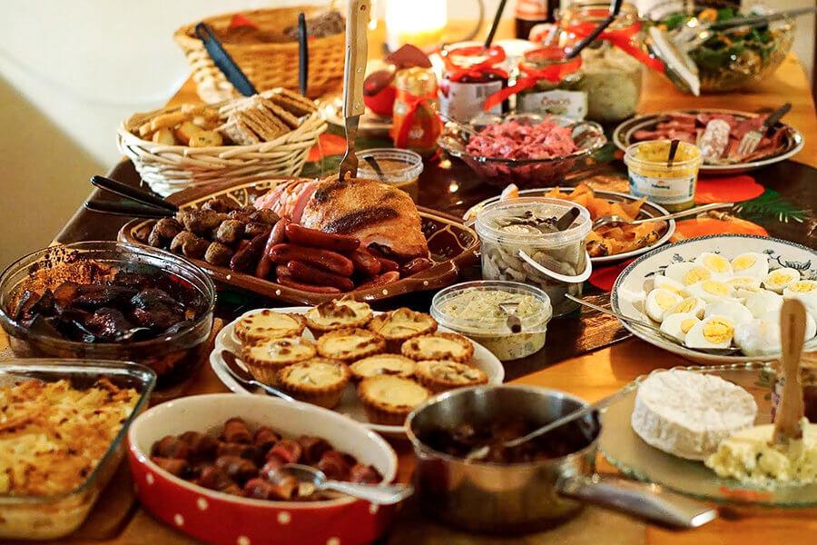 Как правильно дать организму прийти в норму после праздников и застолья