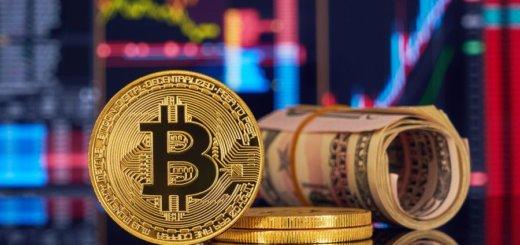 Цена биткоина впервые превысила 57 тысяч долларов сша