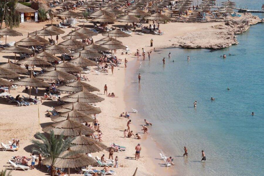 Египет построил бетонную стену для защиты популярного курорта Шарм-эль-Шейх