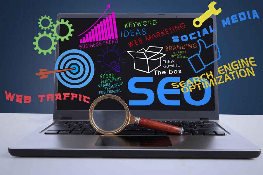SEO-продвижение сайта для повышения позиций и посещаемости